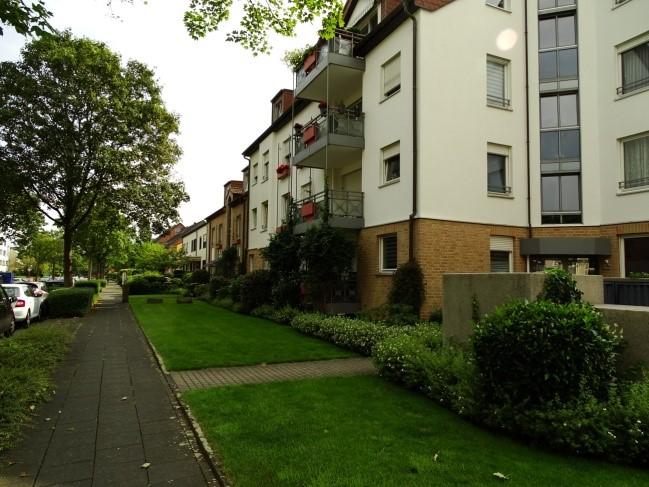 WEG-Komplex in Bonn, 114 Wohnungen