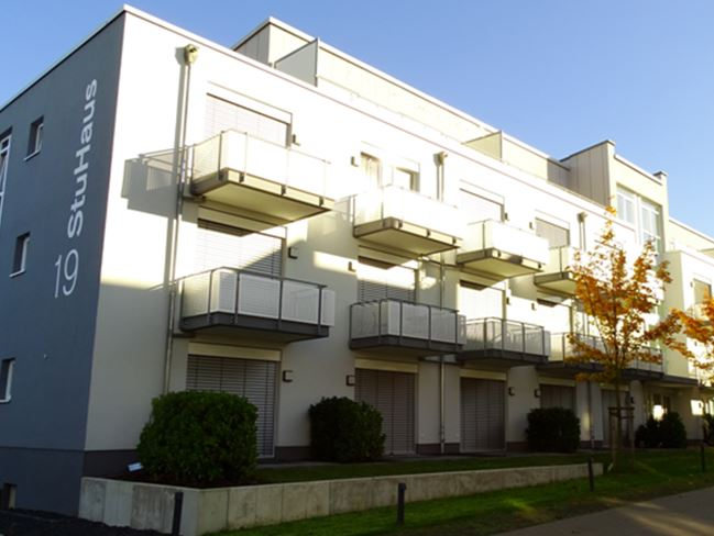 Mietverwaltung in Sankt Augustin, 41 Apartments
