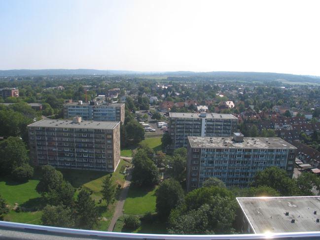 Wohnpark in Sankt Augustin, 5 WEG, 440 Wohnungen