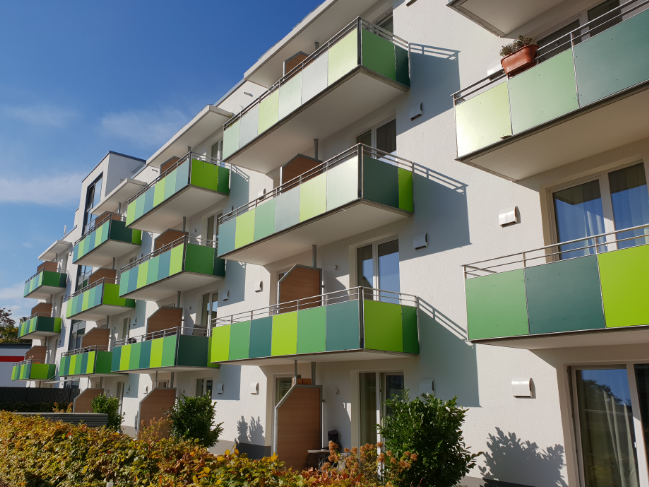 WEG in Bonn, 97 Apartments