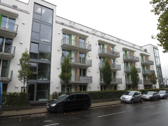 WEG in Bonn, 96 Apartments